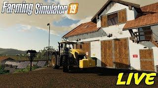 FARMING SIMULATOR 19 #106 - SI LAVORA ANCHE IL SABATO - GAMEPLAY ITA