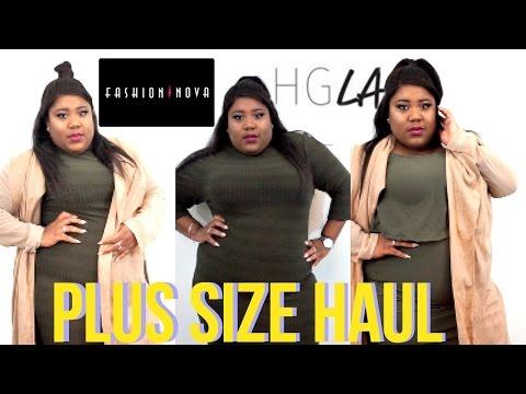 Xxx Mp4 Fashion Nova Hot Ginger LA Plus Size Try On Haul 2016 3gp Sex