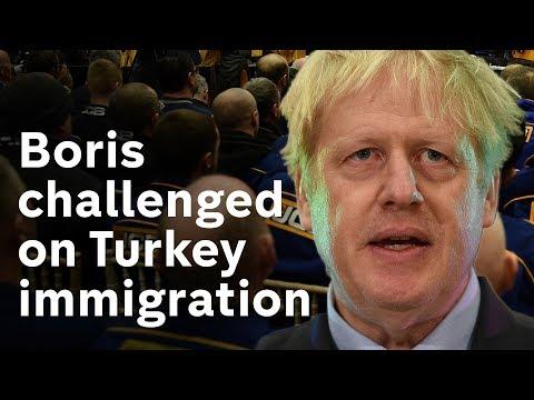 Xxx Mp4 Boris Johnson Challenged On Brexit Immigration Claims 3gp Sex