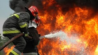 Fire ravages factory in Faizabad Industrial Zone | City 41