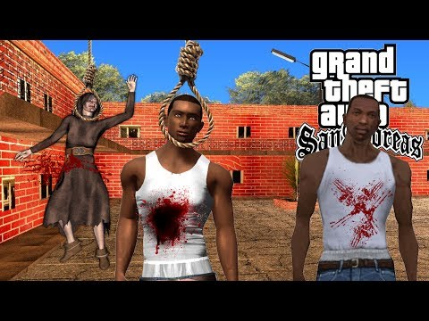 GTA San Andreas EL MOTEL JEFFERSON Misterio Secreto