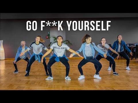 Go Fuck Yourself - Two Feet / Choreography / Tanzschule dance&more Essen