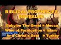 Download Video Download AntiChrist, Mecca and Islam are Prophesied in the Holy Bible! 3GP MP4 FLV