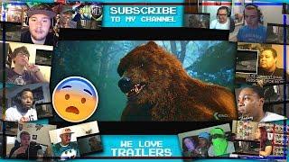 Russian GUARDIANS Trailer Reactions Mashup