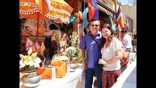 Cambodian New Year 2019 Day1 at Wat Pothiprikratanaram Long Beach