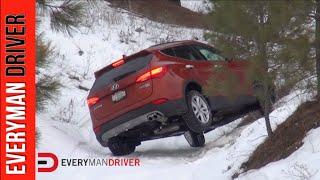 2015 Hyundai Santa Fe Off-Road BONUS on Everyman Driver