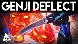 Overwatch | Which Ultimates Can Genji Deflect?