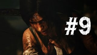 Tomb Raider Gameplay Walkthrough Part 9 - The Guardians (2013)