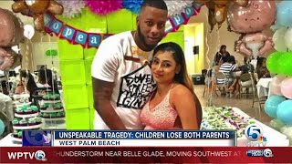 Unspeakable Tragedy: Children Lose Both Parents In West Palm Beach, Florida