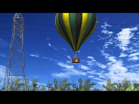 Xxx Mp4 Three Trapped After Balloon Hits Electricity Cables 3gp Sex
