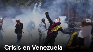La crisis en Venezuela - Agenda Pública