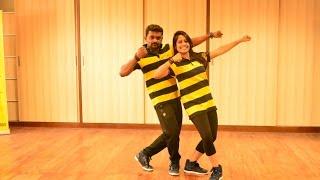 High Heels(KI & KA) | Zumba Choreo by Naveen Kumar & Jyothi Puli