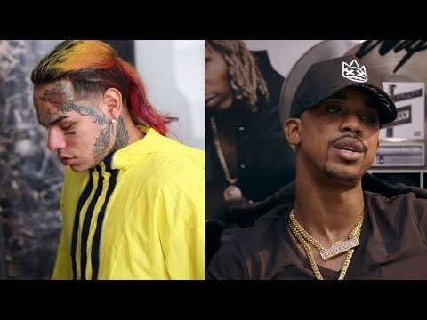 Xxx Mp4 Shotti Amp TREYWAY Members Plotted To Kill 6IX9INE In Leaked Phone Call Quot We Gotta Feed Him Bullets Quot 3gp Sex