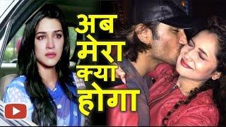 "Ex-Lovers ""Sushant Singh Rajput"" Ankita Lokhande Are Back Together   Kriti Sanon"
