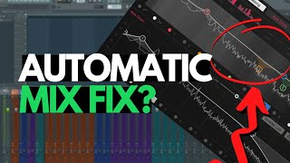 Neutron automatically fix my mix?