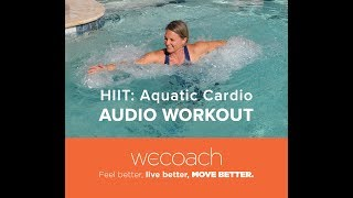 Water Aerobics & Exercise: HIIT Aquatic Cardio Preview