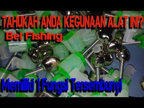 Cara memasang dan kegunaan alat memancing