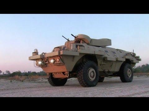 Textron Marine & Land Systems COMMANDO Advanced Select & Elite Armoured Vehicles 1080p