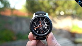 Samsung Galaxy Watch Review After 3 Months - The Best Smartwatch 2018?