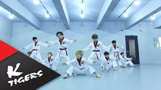 NCT127 - Cherry Bomb Little Ktigers ver.
