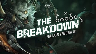 The Breakdown with Jatt: What makes a jungle invade work (NA LCS Week 8)