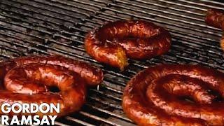 Gordon Eats Thai Spicy Sausage - Gordon Ramsay