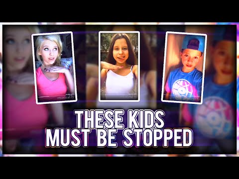 Xxx Mp4 THESE KIDS MUST BE STOPPED 3gp Sex