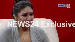 Apu Biswas Exclusive Interview Full about Marriage to Shakib Khan on NEWS24720p SHAH ALAM CHANNLE