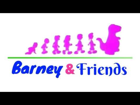 Barney Theme Song Mix By David