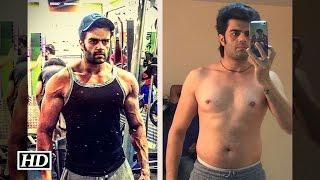 """Manish's Body Transformation for Salman's """"Da Bangg Tour"""""""