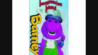 Songs from Barney's Imagination Island