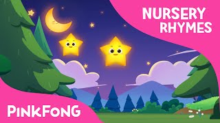 Twinkle Twinkle Little Star | Sing and Dance! | Nursery Rhymes | PINKFONG Songs for Children