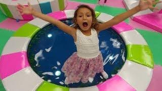 Mall of Antalya playkids oyun alanı keyfimiz, eğlenceli çocuk videosu