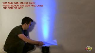 American DJ Product Spotlight - LSF Filters