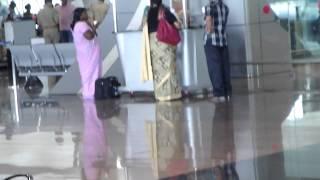New International Airport Terminal at Trivandrum (TRV), Kerala