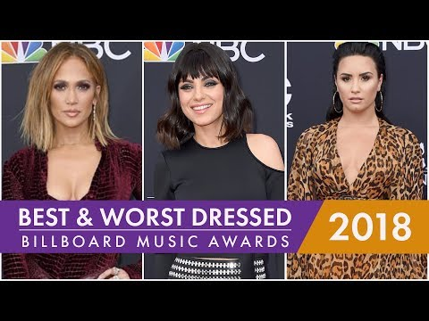 Xxx Mp4 Jennifer Lopez Taylor Swift Nick Jonas Best And Worst Dressed At The 2018 Billboard Music Awards 3gp Sex