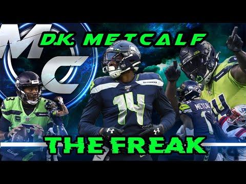 DK Metcalf The Freak