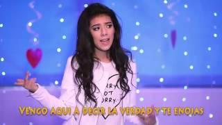 Canción sorry en español