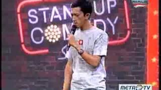 Fandi Bakri  -Stand Up Comedy Anak Zaman Sekarang Ga Bisa Lagu Anak anak5 Februari 2014