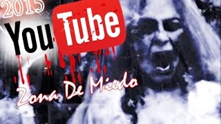 El Video Que Esta Asustando a Youtube 2015 Terror ᴴᴰ