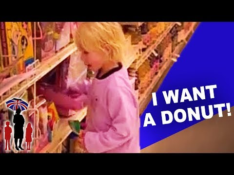 Xxx Mp4 How NOT To Let Your Children Behave In The Supermarket Supernanny 3gp Sex