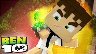 Minecraft: WHO'S YOUR FAMILY? - O BEBÊ BEN 10 SE TRANSFORMOU NO CHAMA!