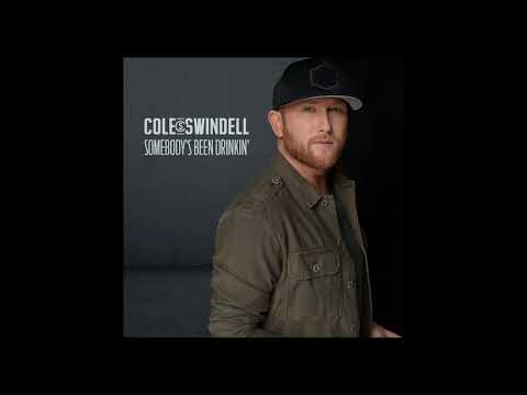 "Cole Swindell - ""Somebody's Been Drinkin'"" (Audio Video)"