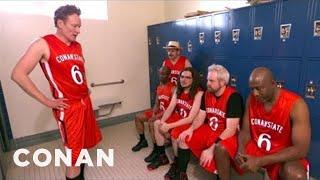 Presenting The Conan State University Dream Team - CONAN on TBS
