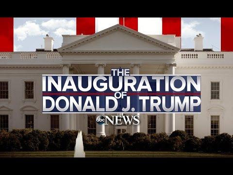 Trump Presidential Inauguration 2017 (FULL EVENT) | ABC News