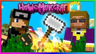Minecraft - #1 Builder!   Episode 104 of H4M (How to Minecraft Season 4)