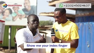 SHOW ME YOUR INDEX FINGER Street Quiz | Funny Videos