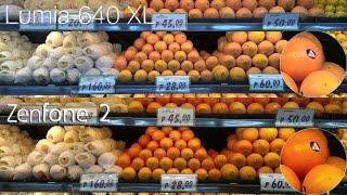 Microsoft Lumia 640XL vs Zenfone 2 Comparison: Camera, Speaker, Performance