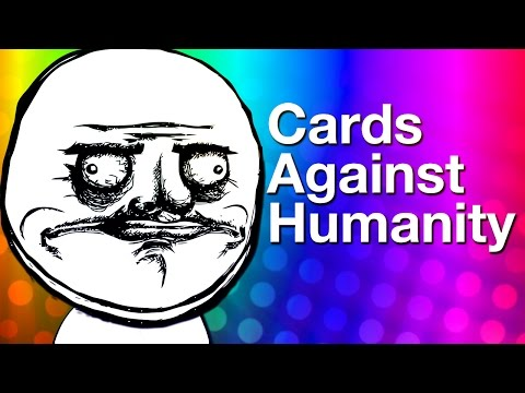 Cards Against Humanity! - SICKING DUCK!