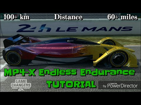Xxx Mp4 Le Mans MP4 X Endless Endurance Tutorial Max Fame Minute CC 3gp Sex